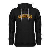Adidas Climawarm Black Team Issue Hoodie-St. Thomas Aquinas Spartans Arched