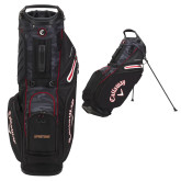 Callaway Hyper Lite 5 Camo Stand Bag-Spartans Word Mark