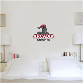 1 ft x 2 ft Fan WallSkinz-Arcadia Knights Stacked