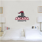 2 ft x 4 ft Fan WallSkinz-Arcadia Knights Stacked