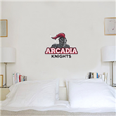 1.5 ft x 4 ft Fan WallSkinz-Arcadia Knights Stacked