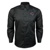 Red House Black Long Sleeve Shirt-Knight