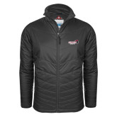 Columbia Mighty LITE Charcoal Jacket-Official Logo
