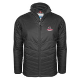 Columbia Mighty LITE Charcoal Jacket-Arcadia Knights Stacked