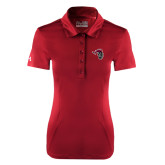 Ladies Under Armour Cardinal Performance Polo-Knight
