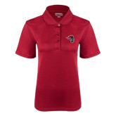 Ladies Cardinal Dry Mesh Polo-Knight