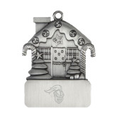 Pewter House Ornament-Knight Engraved