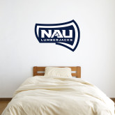 1.5 ft x 3 ft Fan WallSkinz-NAU Lumberjacks