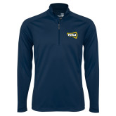 Syntrel Navy Interlock 1/4 Zip-NAU Lumberjacks