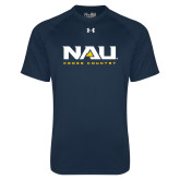 Under Armour Navy Tech Tee-Cross Country