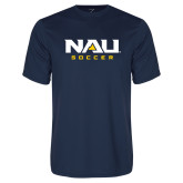 Syntrel Performance Navy Tee-Soccer