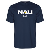 Performance Navy Tee-Dad