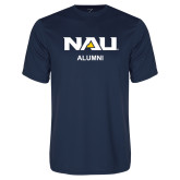 Performance Navy Tee-Alumni