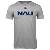 Adidas Climalite Sport Grey Ultimate Performance Tee-NAU