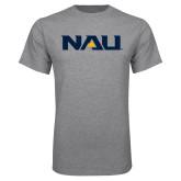 Grey T Shirt-NAU
