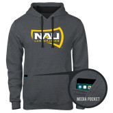 Contemporary Sofspun Charcoal Heather Hoodie-NAU Lumberjacks