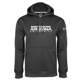 Under Armour Carbon Performance Sweats Team Hood-Northern Arizona University Stacked
