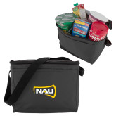 Six Pack Grey Cooler-NAU Primary Mark