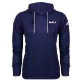 Adidas Climawarm Navy Team Issue Hoodie-NAU