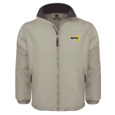 Khaki Survivor Jacket-NAU Primary Mark