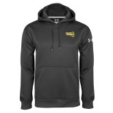 Under Armour Carbon Performance Sweats Team Hoodie-NAU Lumberjacks