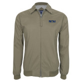 Khaki Players Jacket-NAU Lumberjacks Stacked