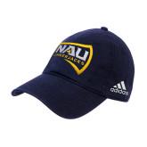 Adidas Navy Slouch Unstructured Low Profile Hat-NAU Lumberjacks