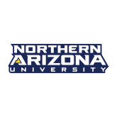 Medium Magnet-Northern Arizona University Stacked, 8 inches wide