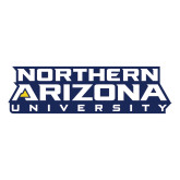 Large Magnet-Northern Arizona University Stacked, 12 inches wide