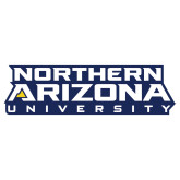 Extra Large Magnet-Northern Arizona University Stacked, 18 inches wide