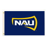 3 ft x 5 ft Flag-NAU Primary Mark