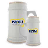Full Color Decorative Ceramic Mug 22oz-NAU Lumberjacks