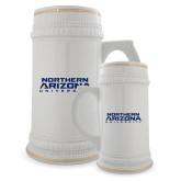 Full Color Decorative Ceramic Mug 22oz-Northern Arizona University Stacked
