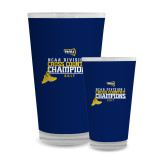 Full Color Glass 17oz-2017 NCAA Division I Mens Cross Country Champions