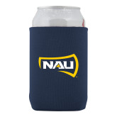 Collapsible Navy Can Holder-NAU Primary Mark