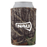 Collapsible Mossy Oak Camo Can Holder-NAU Primary Mark