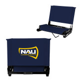 Stadium Chair Navy-NAU Lumberjacks