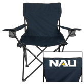 Deluxe Navy Captains Chair-NAU