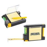 Measure Pad Leveler 6 Ft. Tape Measure-Northern Arizona University Stacked