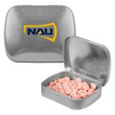 Silver Rectangular Peppermint Tin-NAU Primary Mark