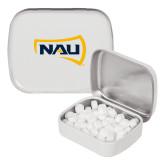 White Rectangular Peppermint Tin-NAU Primary Mark