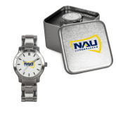 Ladies Stainless Steel Fashion Watch-NAU Lumberjacks