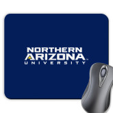 Full Color Mousepad-Northern Arizona University Stacked