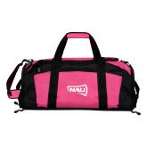 Tropical Pink Gym Bag-NAU Primary Mark