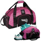Ogio Pink Big Dome Bag-NAU Primary Mark