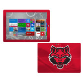 Surface Pro 3 Skin-Red Wolf Head