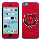 iPhone 5c Skin-Red Wolf Head
