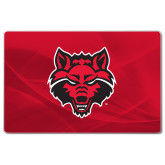 Generic 17 Inch Skin-Red Wolf Head