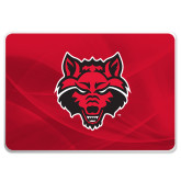 MacBook Pro 13 Inch Skin-Red Wolf Head