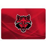 MacBook Pro 13 Inch Skin-Red Wolf Head